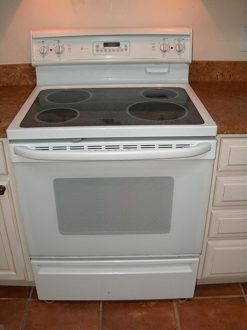 Ge Profile Electric Stove Top Ge Free Engine Image For