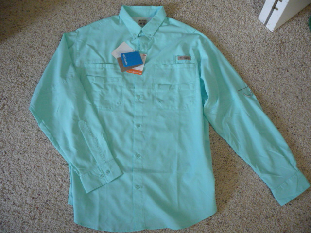 columbia pfg fishing shirts on sale