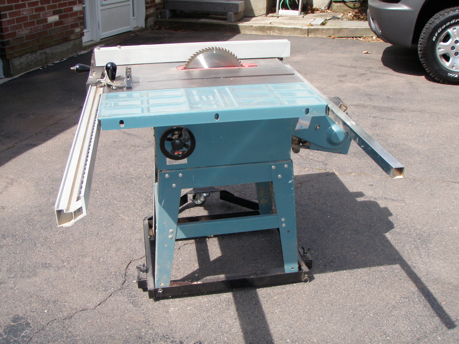 table saw jet