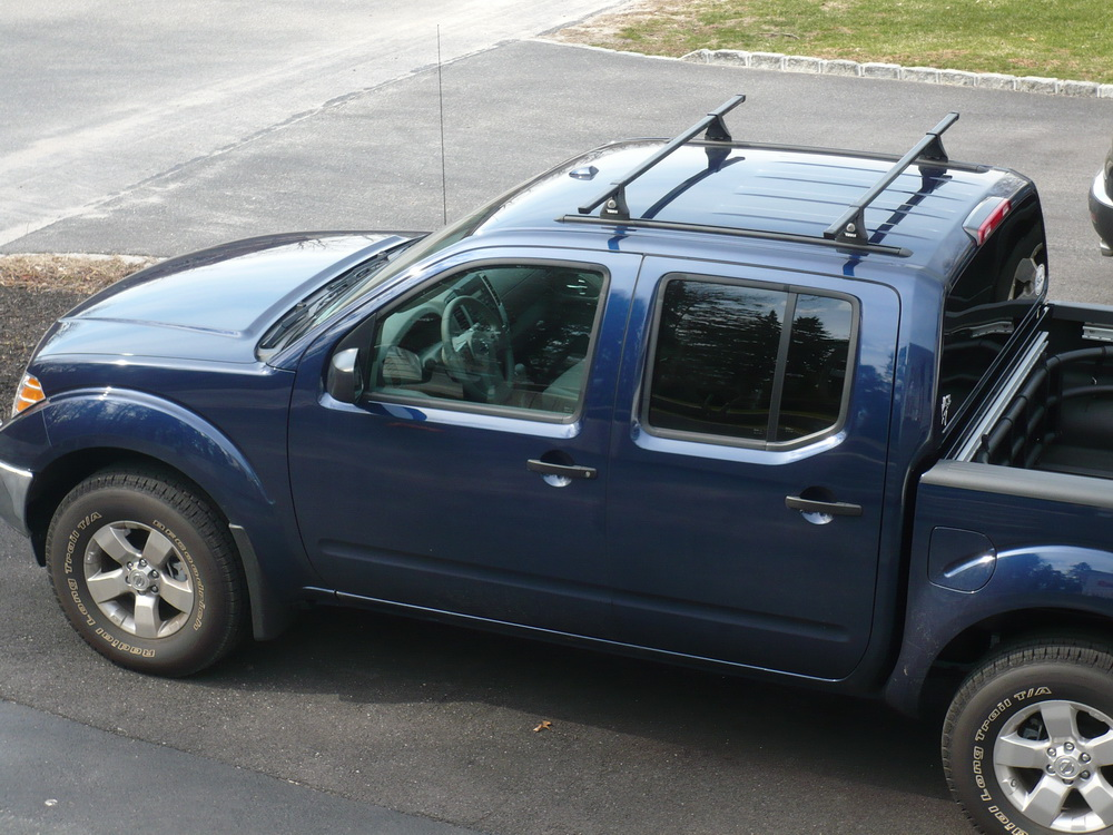 Who Do Light Bars ( Xoskel Or Not ) *need* Roof Racks ?