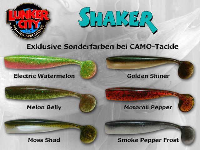 Shaker - LUNKER CITY 65900110_vbattach364534
