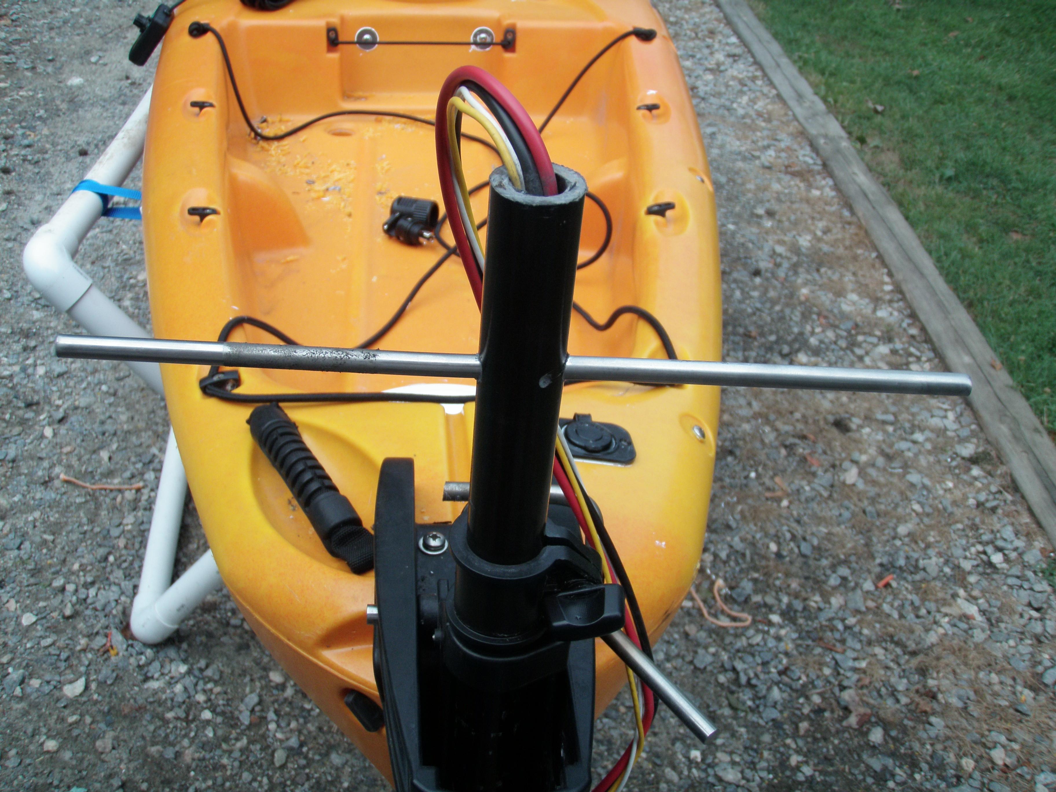 Useful Diy kayak hatch kit   Wilson