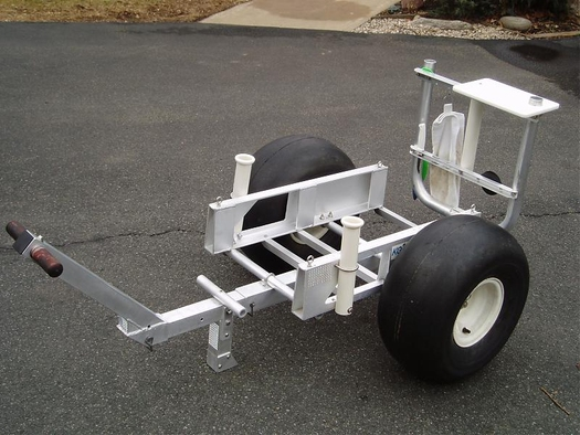 Building The Ultimate Surf Fishing Cart Page 3 Main