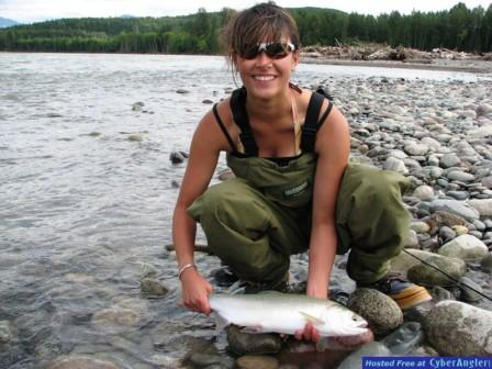 women quotes about fly fishing quotesgram On women who fish