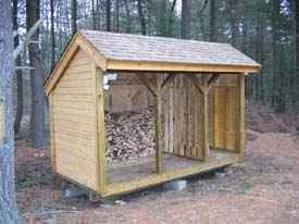 Download How To Build A 3 Sided Wood Shed Plans Free