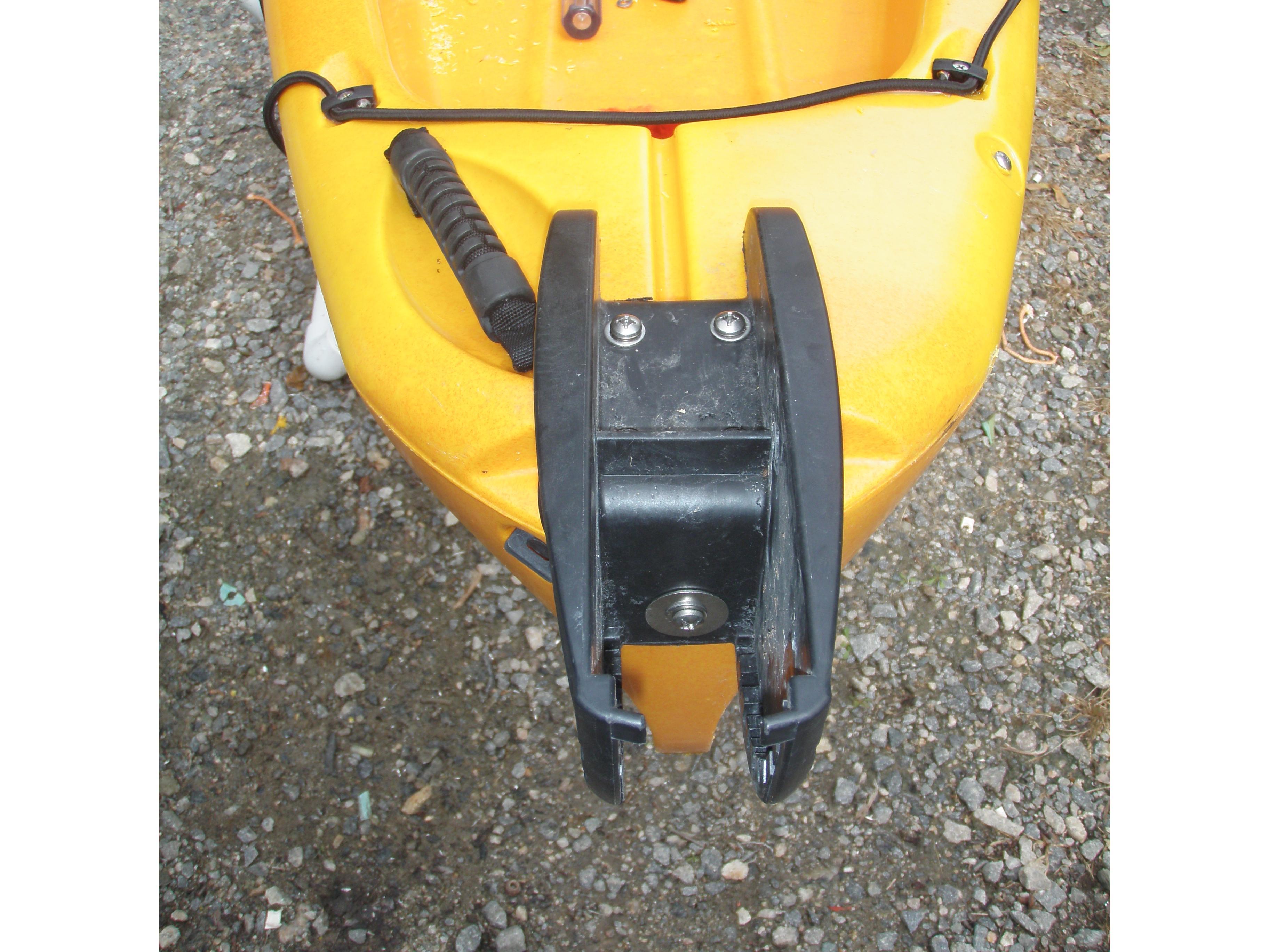 Mount For Trolling Motor For Kayak