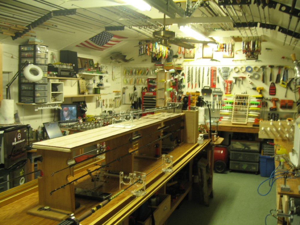 Man cave for Fishing man cave