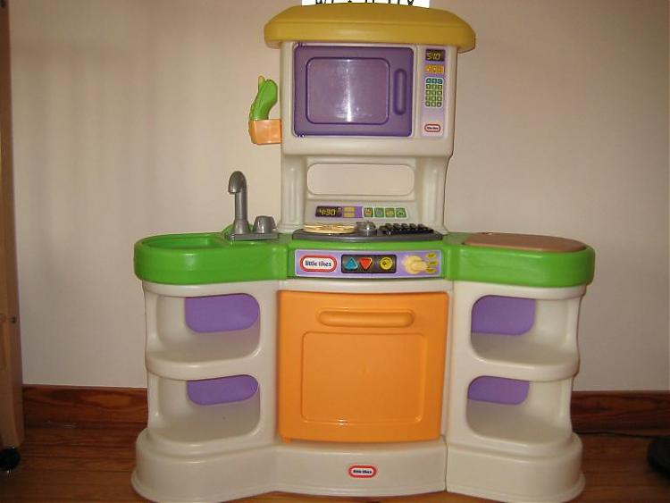 Image result for little tikes kitchen set